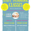 Baby Massage Classes - Wells Town Hall