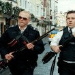 The Crown at Wells Simon Pegg & Nick Frost