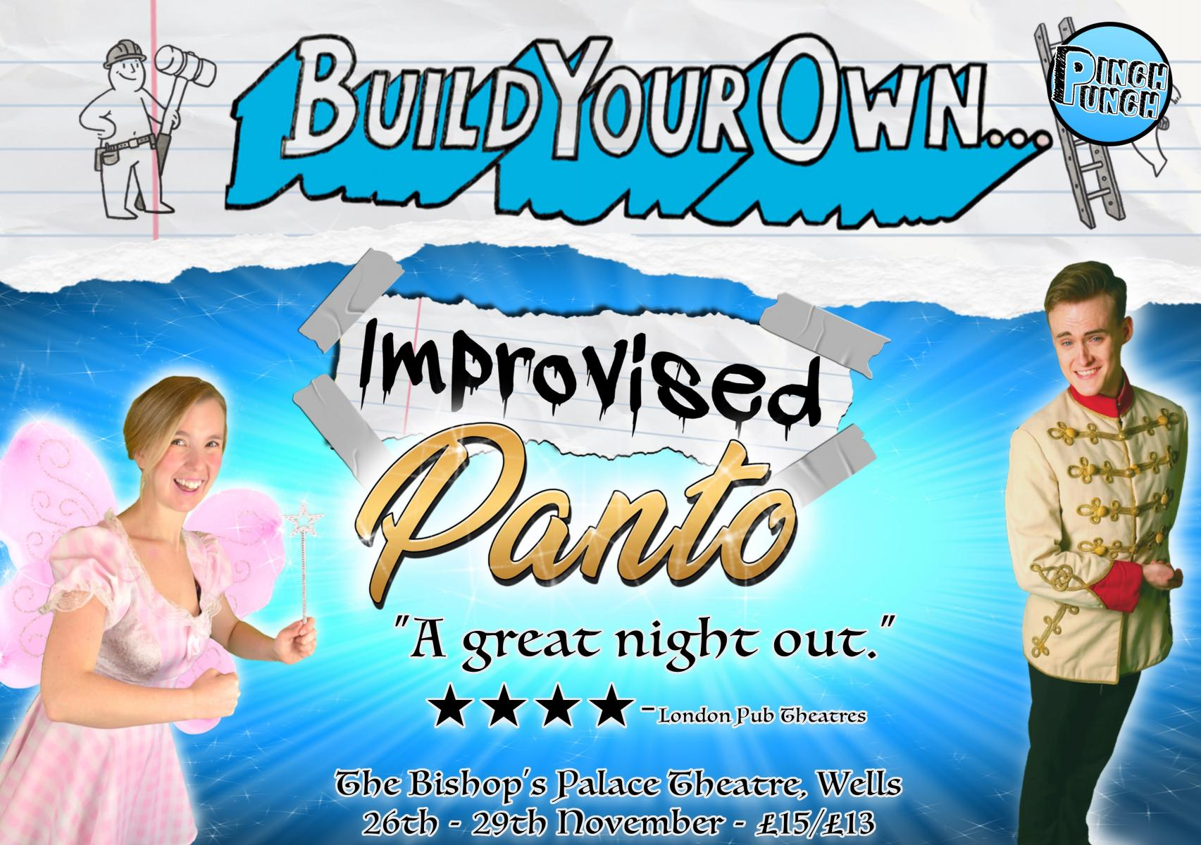 Build Your Own Panto